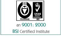 An 9001:2000 BSI Certified Institute
